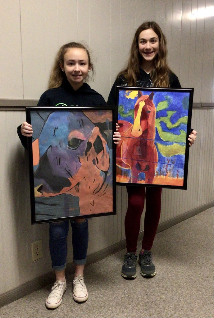 Jr High Art Competition