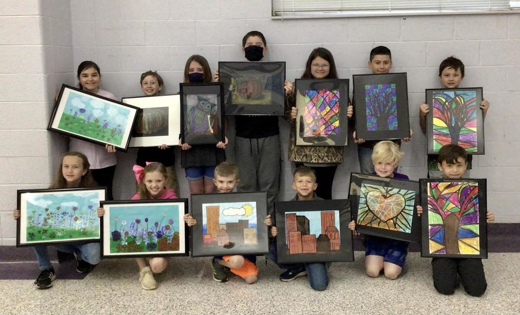 Elementary Art Competition